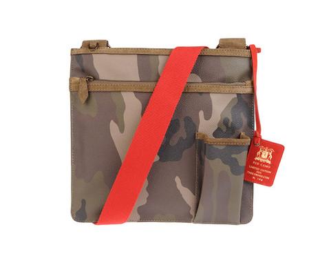 Набор дорожных сумок Red Camo Collection 2011 от Trussardi 1911 — фото 4