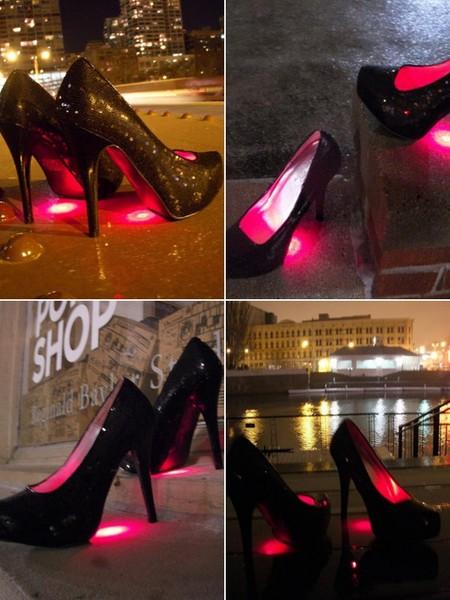 Инновационные туфли Runway Light Collection — фото 2