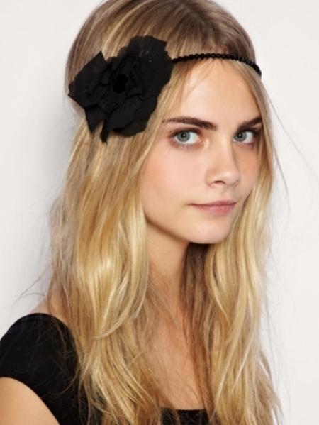 Модные повязки на голову — фото 5