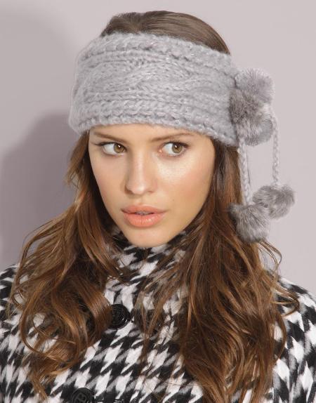 Модные повязки на голову — фото 2