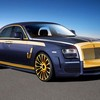 Rolls-Royce Ghost - автомобиль для шейхов