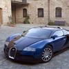 Bugatti Veyron - статусный автомобиль