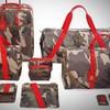 Набор дорожных сумок Red Camo Collection 2011 от Trussardi 1911