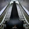 Реклама на лестницах и эскалаторах