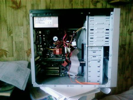 Мой компьютер изнутри