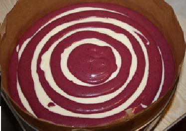 Творожный торт с черникой. — фото 4