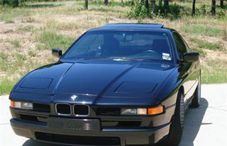 "BMW серии 850: задний привод ""рулит""... — фото 5"