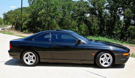 "BMW серии 850: задний привод ""рулит""... — фото 4"