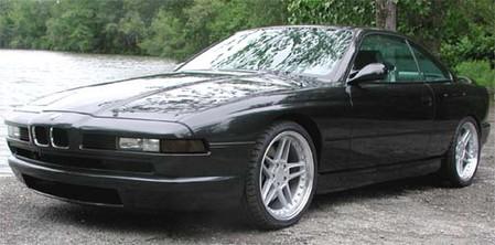 "BMW серии 850: задний привод ""рулит""... — фото 1"