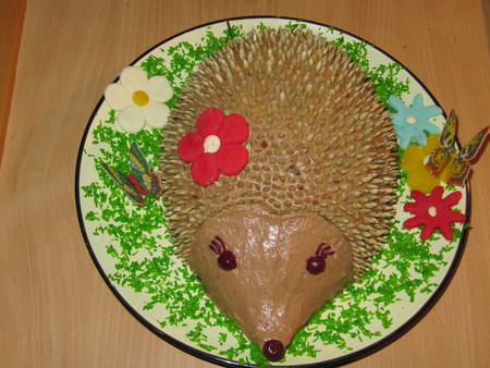 Тортик для маленького сынульки ))) — фото 1