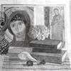 Учебный натюрморт. Карандаш