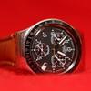 Часы Swatch Dark Phoenix. Счастливые часов не наблюдают?