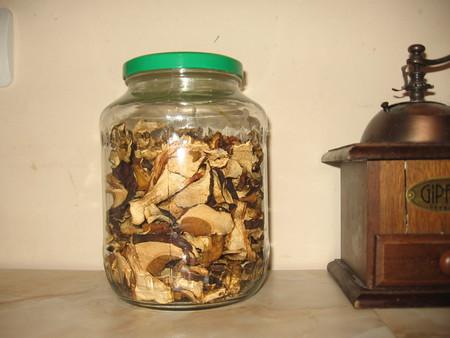 Сушеные грибы — фото 1