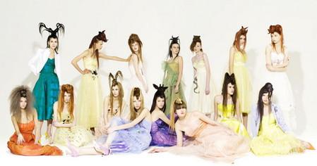 """""""Звериные прически"""" японского дизайнера Наги Нода — фото 4"""