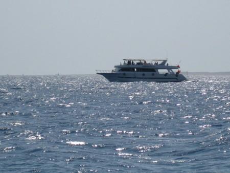 Египет. Хургада. Море утром.