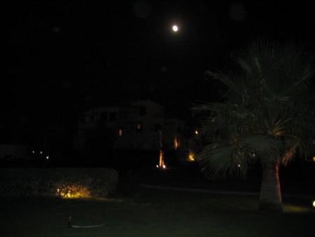SOFITEL. Хургада. Ночь.