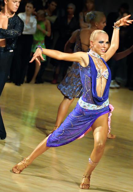Бальные танцы — фото 1