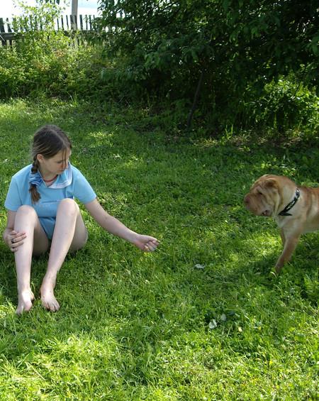 Дети и животные — фото 3
