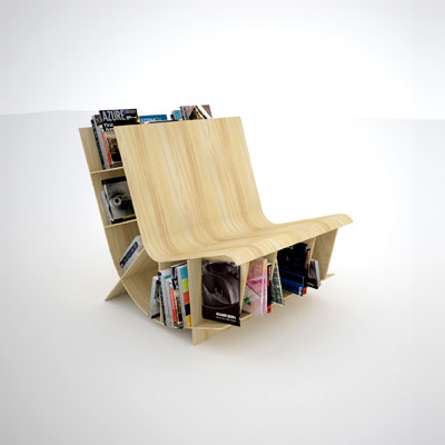 Необычные диваны и кресла — фото 11