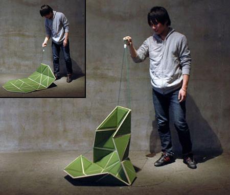 Необычные диваны и кресла — фото 1