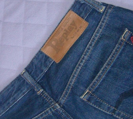 И еще раз о джинсах. Replay — фото 2