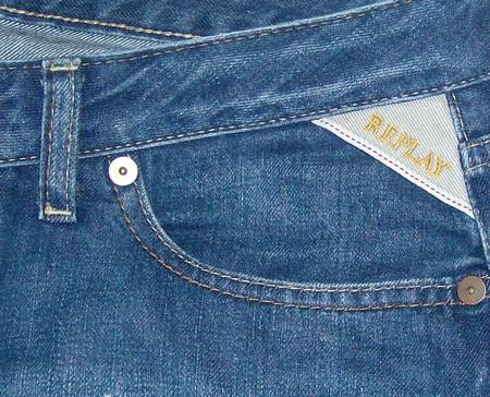 И еще раз о джинсах. Replay — фото 5