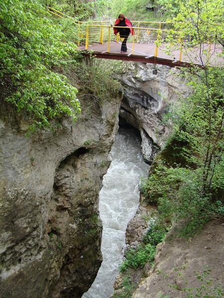 Отдых в Адыгее. Каньон, водопады, дольмены — фото 4