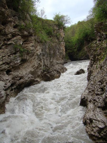 Отдых в Адыгее. Каньон, водопады, дольмены — фото 3