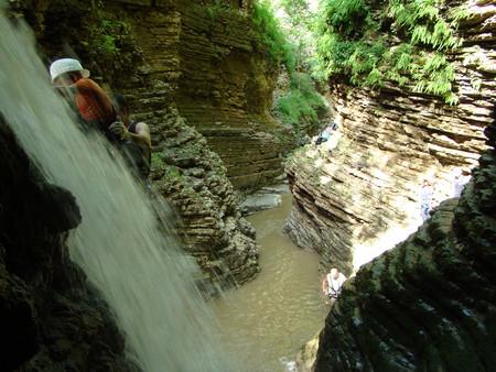 Отдых в Адыгее. Каньон, водопады, дольмены — фото 8