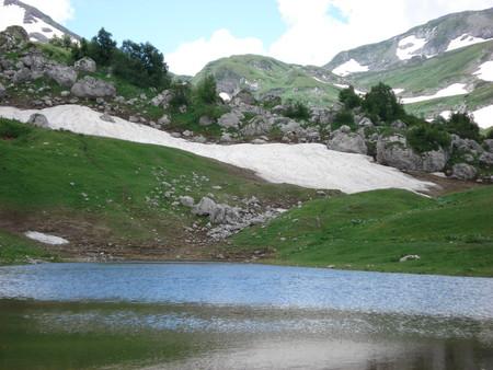Поход через горы Кавказа к Черному морю — фото 4
