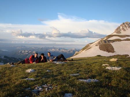 Поход через горы Кавказа к Черному морю — фото 7