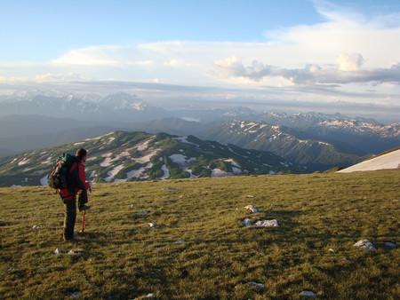 Поход через горы Кавказа к Черному морю — фото 1
