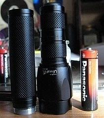 Лучик света в вашем кармане UltraFire C3 5mode! — фото 1