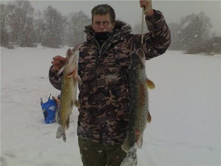 Зимняя рыбалка: открытие сезона-2010 — фото 4