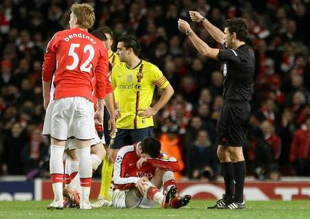 """Вердикт врачей """"Арсенала"""" жесток: Фабрегас не выйдет на поле в этом сезоне!"""