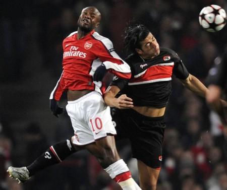"""""""Арсенал"""" камня на камне не оставил от португальцев и для """"Барсы"""" легким соперником точно не будет!"""
