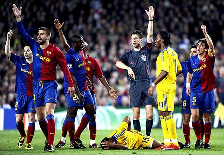 """""""Барселоне"""" предстоит доказать свое право именоваться сильнейшей командой Европы!"""