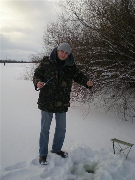 Зимняя рыбалка: открытие сезона-2010 — фото 2