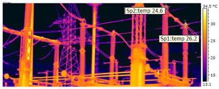 Тепловизор на вооружении у энергетика — фото 3