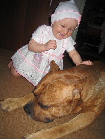 """""""Боец"""" и малыш — фото 7"""