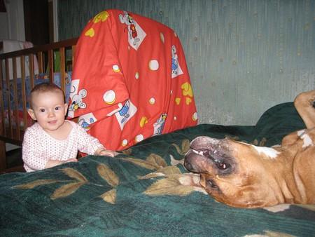"""""""Боец"""" и малыш — фото 8"""