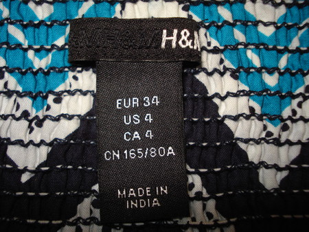 Платье H&M — фото 7