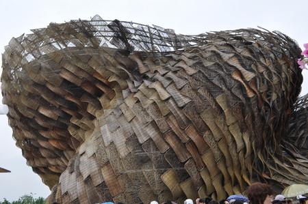 Шанхай развивает архитектуру будущего. Экспо-2010 — фото 10