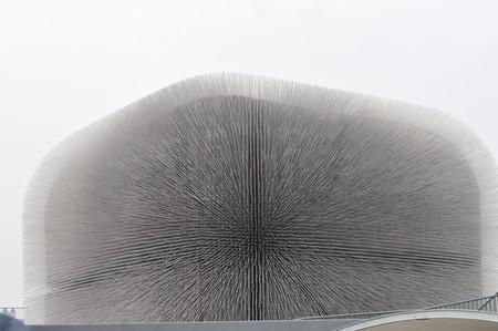 Шанхай развивает архитектуру будущего. Экспо-2010 — фото 3