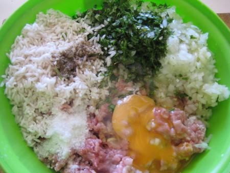Гупта или суп с фрикадельками — фото 4