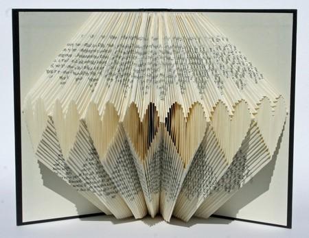 Хенд мейк -  оригами из книг — фото 10