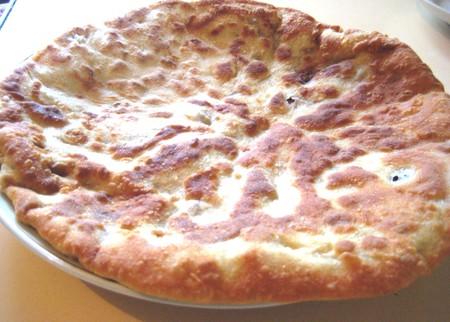 Лобиани - лепешки с фасолью — фото 13