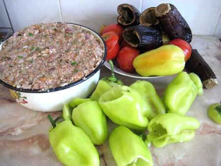 Фаршированные овощи — фото 2