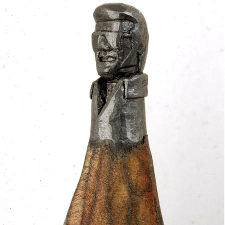 Скульптуры из грифеля. Долтон Гетти — фото 7