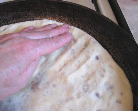 Лобиани - лепешки с фасолью — фото 11